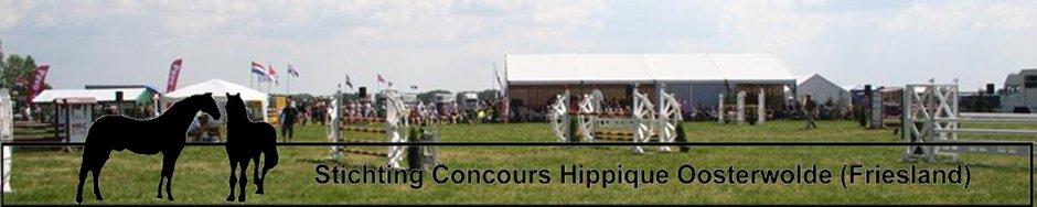 Concours Hippique Oosterwolde